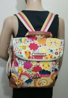 *NEW* Lily Bloom YOU ARE MY SUNSHINE Lightweigh Backpack Adjustable Straps CUTE