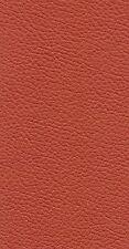 Italian Full Leather Hide Colour Burnt Orange