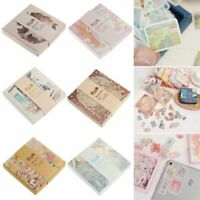 DIY Craft Cute Paper Stickers Diary Label Journal Decor Cartoon Sticker