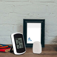 New Wireless Ambient Weather Thermometer Indoor and Outdoor Temperature Display