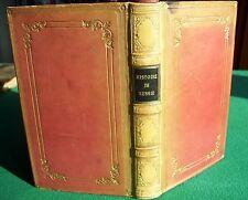 Histoire de L'Empire de Russie sous Pierre le Grand par Voltaire (1828) leather