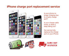 Apple iPhone 8 Lightening Charge Port Repair / Replacement Service