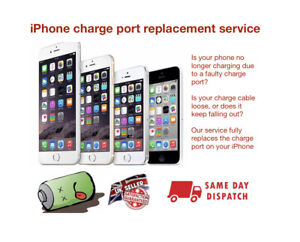 Apple iPhone 7 Plus + Lightening Charge Port Repair / Replacement Service - Fast