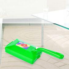 Household Double Roller Dusting Cleaning Brush Carpet Table Sofa Brush Tool