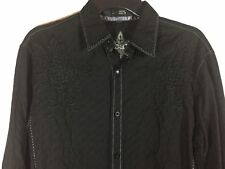 Richness Roars ROAR Embellished Black M Shirt Strength Refined Gothic Logic II 2