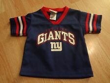 Infant/Baby New York Giants 18 Mo Football Jersey Shirt Jersey