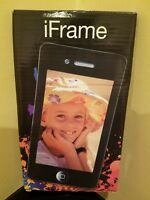 iFrame Picture Frame Suitable for Photo Size 4x6 S4MYFR I-Phone Frame New