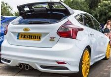 Ford Focus MK3 (2011-2016) 5 Doors Spoiler RS-Look. Primed