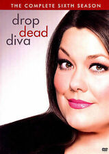 Drop Dead Diva: Season 6 (3 Discs 2014) - Brooke Elliott, Margaret Cho