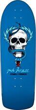 Powell Peralta Mike McGill SKULL AND SNAKE Skateboard BLUE w/BLUE Snake 2014