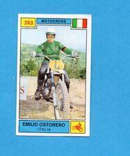 CAMPIONI SPORT 1969-70-PANINI-Figurina n.263- OSTORERO -ITALIA-MOTOCROSS-Rec