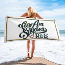 Can-Am Spyder Ryder Beach Towel