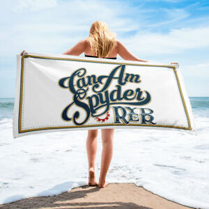 Can-Am Spyder Ryder Beach Towel