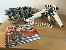 Lego Star Wars 10195 - Republic Dropship with AT-OT (Unboxed)