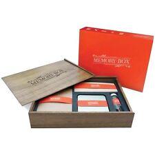 Boîte en bois souvenir de la mémoire, de haute qualité