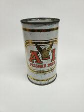 1950s A-1 Flat Top Beer Can Arizona Brewing, Phoenix, Az  w/ Gold Eagle