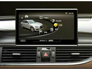 9 inch 8 Core 2G+32GB Car GPS Navigation For Audi A6 C7 2012~2018 MMI 2G 3G A6L
