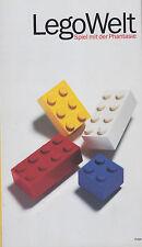 LegoWelt Spiel mit der Phantasie Ausstellungskatalog
