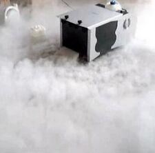 Brand New 1500W Low Fog Machine Dry Ice Effect Smoke Club Stage Wedding