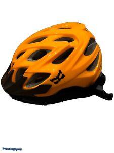 Kali Protectives Chakra Bicycle Helmet M/L S-167C Orange- Good Condition