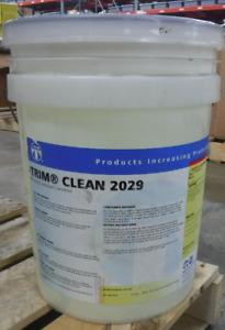 Master Fluid Solutions TRIM CLEAN 2029 Parts Washing Fluid 5 Gallon (STK)