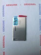 COVER ORIGINALE NOKIA- 6500 slide  3 pezzi-grigio  copribatteria