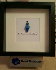 Disney 3d Frame Aladdin Genie disneyland friend like me present gift