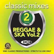 I Love Reggae & SKA Vol 2 Continuous Megamixes Remix & Two Trackers DJ CD Mixes