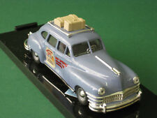 Chrysler Windsor 1947 Hot Springs mit 2 Koffer 1:43 Vitesse Cars of the fifties