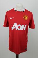 NIKE Manchester United Football Shirt size M