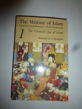 THE VENTURE OF ISLAM [9780226346830] - MARSHALL G. S. HODGSON (PAPERBACK) NEW263