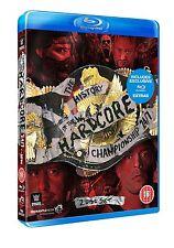 WWE The History Of The Hardcore Championship 24:7 [2 Blu-rays] *NEU* Blu-ray