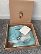 BNWB Botas Ugg Australia Classic Cardy Tejido Size UK 3.5