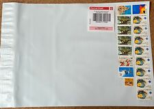 10 x 500g PREPAID AUS POST PARCEL SATCHELS $8.95 WITH TRACKING