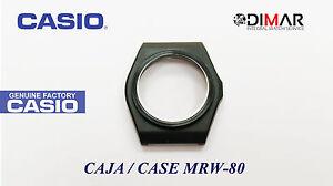 Box/Case Centre Casio MRW-80 NOS