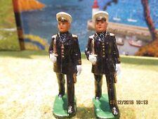Figurines Quiralu (2 officiers marins)