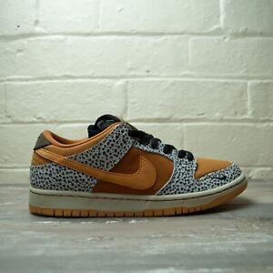 Nike SB Dunk Low Safari CD2563 002 Size UK 6.5 EU 40.5 US 7.5