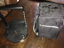 New HUMMINBIRD Fish Finder Ice Bag and Battery Tray - New
