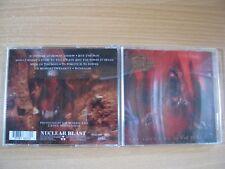 DEATH The Sound Of Perseverance (1998 Nuclear Blast 1st press)Atheist,Pestilence