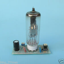 1pc Magic Eye Tube 6E2 EM84 VU Meter  Audio Level Indicator for Amp Signal