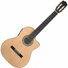 Stagg C546tce Electro Acoustic Classical Guitar Natural