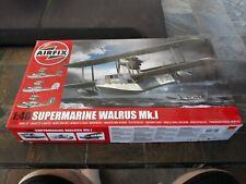 Airfix 1/48 Supermarine Walrus Kit
