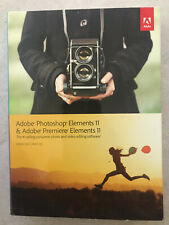 Adobe Photoshop and Premiere Elements 11 for PC, Mac - 65192903 never opened