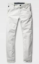 G-Star Bronson Slim Chino Porcelain MEns Size UK W30 L32 *REF37-15