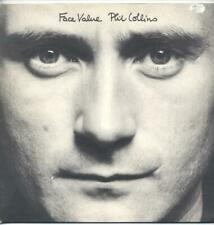"PHIL COLLINS - FACE VALUE - 12"" VINYL LP"