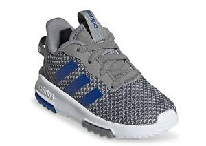 Adidas Unisex Toddler Essentials Racer TR 2.01 Sneaker Grey Size 9K FZ0070