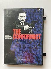 The Conformist (Dvd, 2006, Extended Edition) Directed by Bernardo Bertolucci