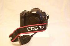 Spiegelreflexkamera Canon EOS 7D body , gebraucht