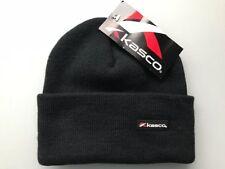 New Kasco Winter Golf Beanie Hat. Black