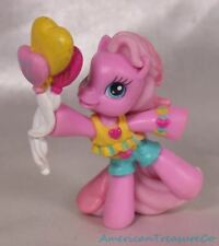 "2009 My Little Pony Ponyville G3.5 Pinkie Pie Anthro 2.75"" Figure w/Balloons"